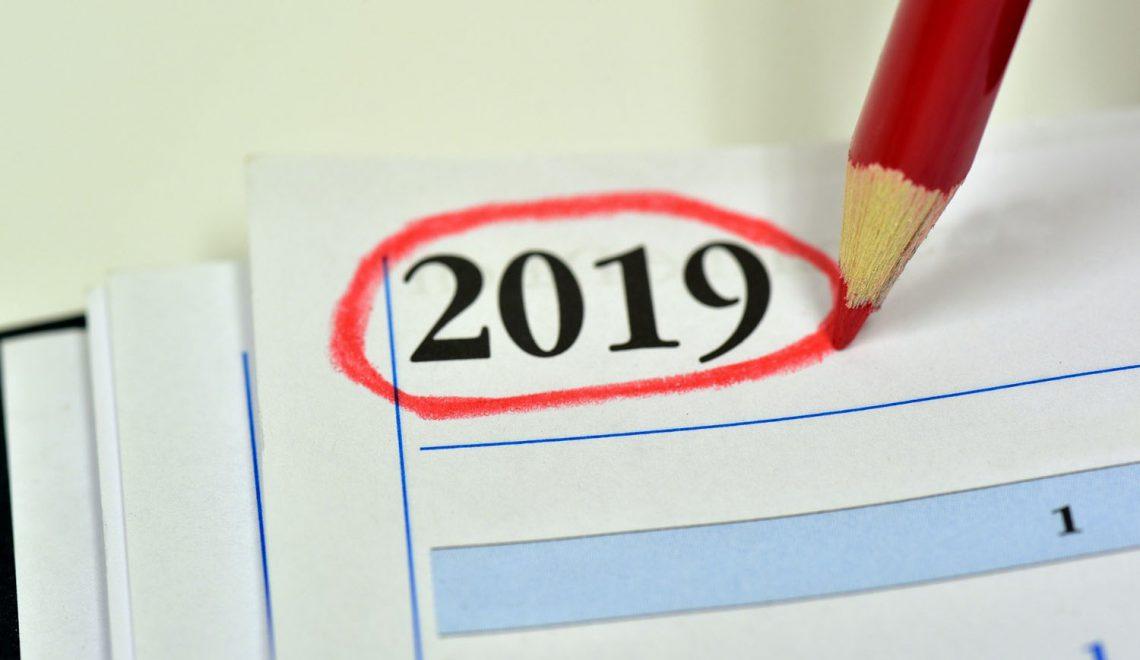 Podsumowanie roku 2019
