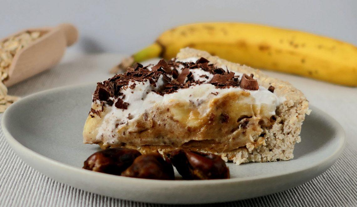 Ciasto banoffee pie bez pieczenia